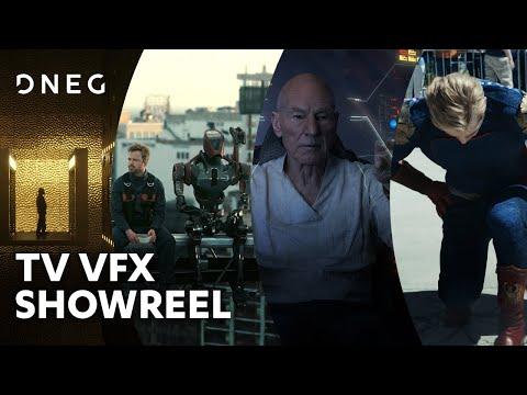 DNEG   TV VFX Showreel