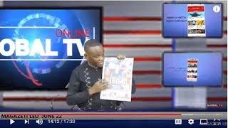 MAGAZETI JUNE 23: MCHUNGAJI Yamfika Mazito!