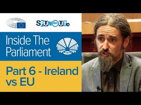 Ireland VS EU: similarities & differences - Inside The Parliament: Part 6