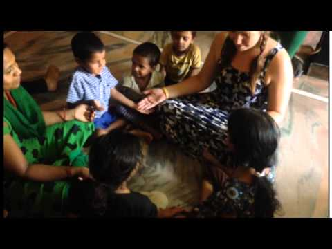 Volunteer Experience in India - Amy Clough