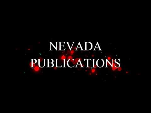 NEVADA Publications | Ghost Town Maps | Treasure Hunters Maps
