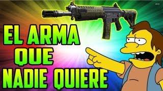 El Arma Que Nadie Quiere! (SWAT 556) - Live - Black Ops 2