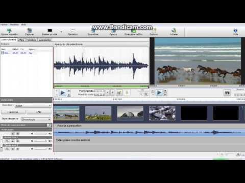 TUTO:Comment avoir un logiciel de montage video(VideoPad)?