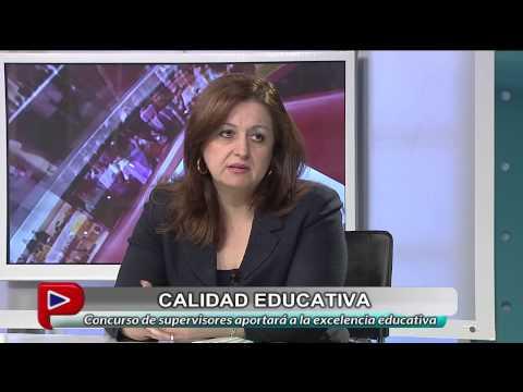 ENTREVISTA A MARTA LAFUENTE - MINISTRA DE EDUCACIÓN