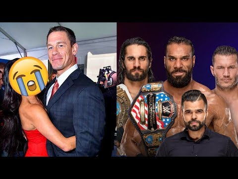 CENA BELLA WEDDING OFF! SUPERSTAR SHAKEUP PREVIEW! Going in Raw Pro Wrestling Podcast