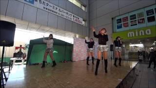 2015年2月14日、町田ターミナルプラザ「町田アイドルレボリューション ...