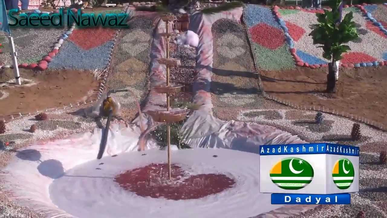 Khadimabad eid milad un nabi pbuh bazaar decoration 2013 for Decoration 3id milad