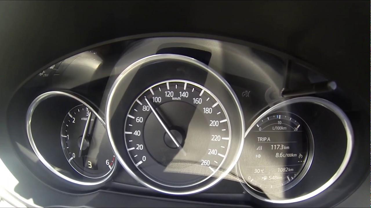 mazda cx 5 2017 acceleration 0 100 km h 2 2 diesel 150 cv fwd rh youtube com