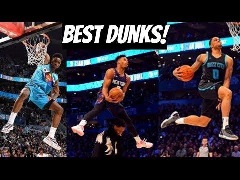 BEST DUNKS of 2019 NBA Slam Dunk Contest! (1080P FULL HD)
