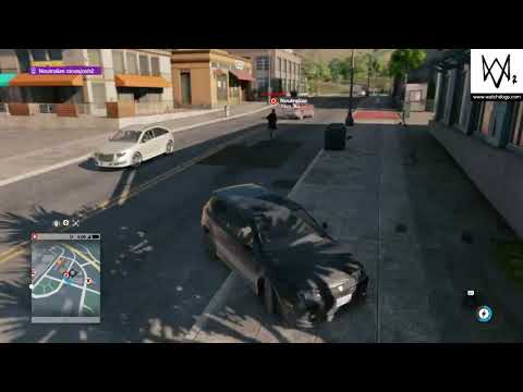 Bumped Off - WATCH DOGS 2