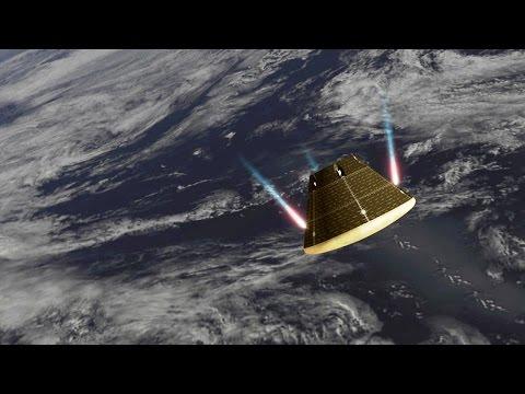 Orion Spacecraft Launch - Journey to Moon & Mars - NASA Video