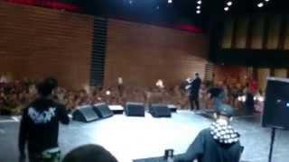 Afterparty на 5 фестивале школы-студии Аллы Духовой 'Тодес' в 'Event hall' Воронеж
