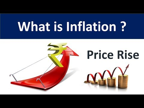 what is inflation and deflation in hindi | how to control inflation in hindi| inflation upsc