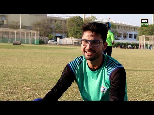 Abrar Ahmed – Karachi Kings' spin wizard
