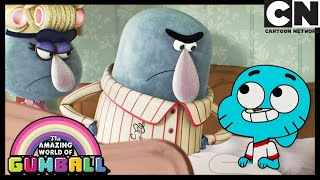 What Did Darwin Drink?! | The Anybody | Gumball | Cartoon Network