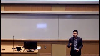 Michael Wang '19: 2019 Three Minute Thesis Competition