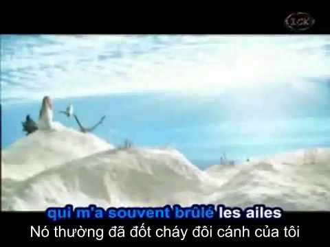 L'amour Est Un Soleil - Helene Segara - Lyrics - Traduction Vietnamienne