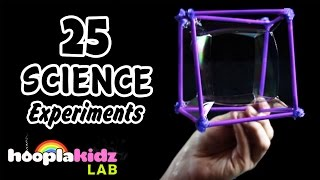 25 Cool Science Experiments That You Can Do At Home By HooplakidzLab