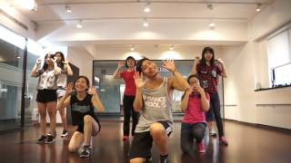 OH MY GIRL_A-ing dance cover 2_jimmy dance Lara老師