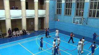 Баскетбол АСБ, МТУСИ-МГАФК, 10.11.2011