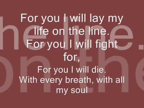 For you i will with lyrics tata yOung