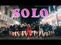 Download Video [KPOP IN PUBLIC CHALLENGE] JENNIE  - 'SOLO' Dance Cover @ FGDance From Vietnam ( 40 backup dancers )