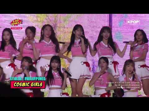 [LIVE] Cosmic Girls (WJSN) - I Wish at K-Pop Republic 2