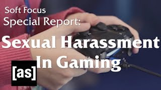 Sexual Harassment in Gaming | Soft Focus with Jena Friedman 2 | adult swim