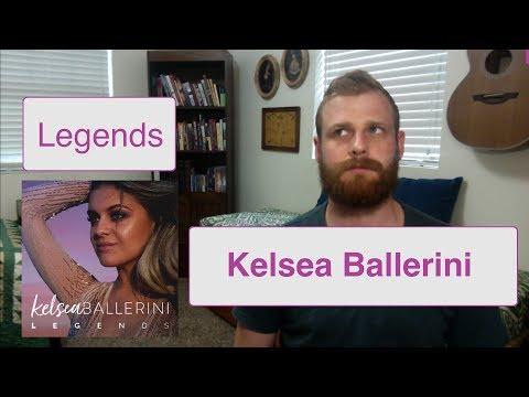 Kelsea Ballerini - Legends | Reaction