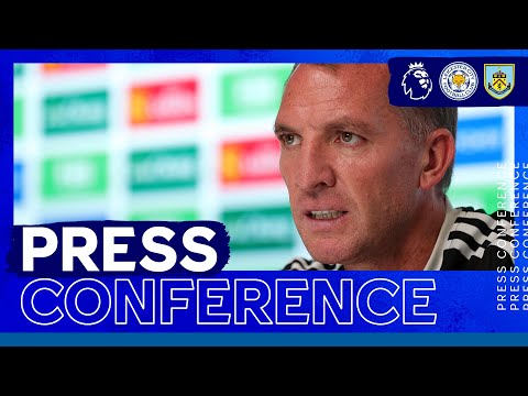 """""""They're A Very Good Team"""" - Brendan Rodgers 
