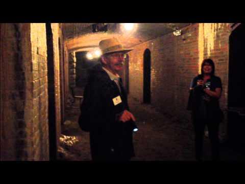Indianapolis Catacombs Tour - Beneath City Market