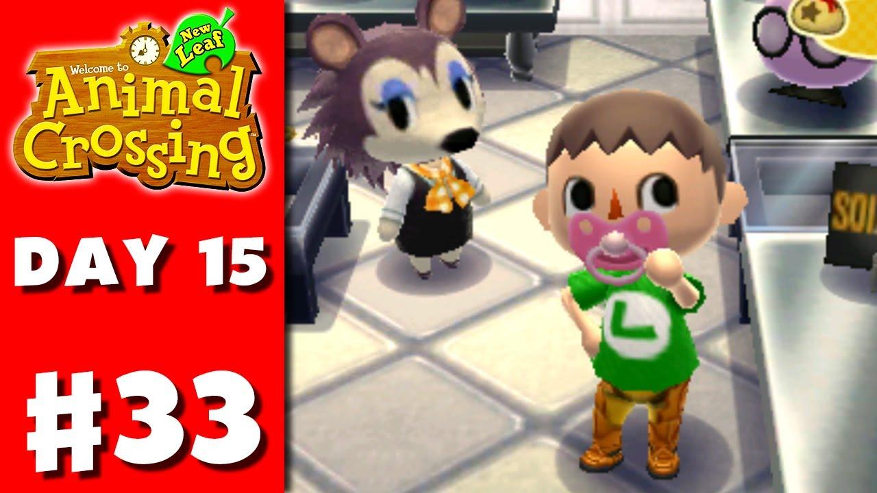 Animal Crossing: New Leaf - Part 33 - Pacifier (Nintendo ...