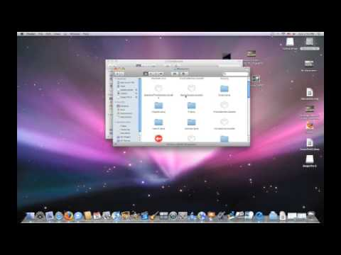 leopard os x install intro video youtube. Black Bedroom Furniture Sets. Home Design Ideas