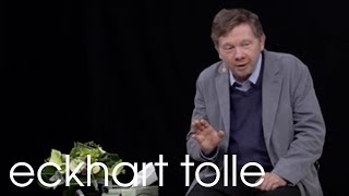 Eckhart Tolle: The Ripple and the Ocean