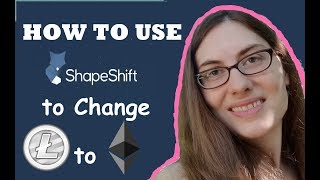 How to Use Shapeshift to Exchange One Type of Coin for Another