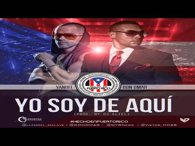 Yo Soy De Aqui - Preview  Don Omar ft Yandel, Tego Calderon y Arcangel.. Videos De Viajes