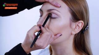 Видео уроки от ГАЛАМАРТ! Как правильно наносить вечерний макияж!(Друзья, в этом полезном видео мы расскажем Вам, как правильно наносить вечерний макияж. В ролике использова..., 2015-12-24T12:22:51.000Z)