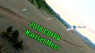 2018 COFPV Hartsel FPV Meet - Proximity and formation