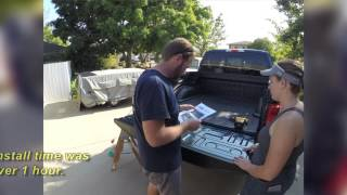 2016 F150 Full DualLiner Install from the Kohler Family