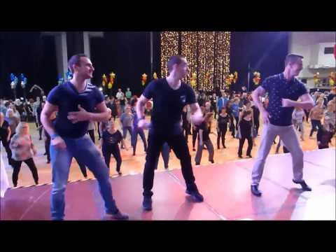 Hurts Like a Cha Cha line dance by  Simon Ward, Daniel Trepat & Fred Whitehouse October 2017