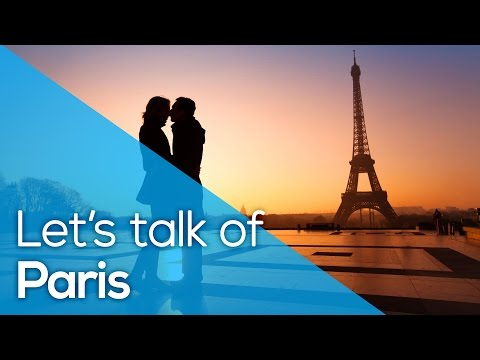 DON'T TALK TO ME OF LOVE... LET'S TALK OF PARIS! / FRANCE / JAMES FENTON / POETRY / TOURISM / WHY GO