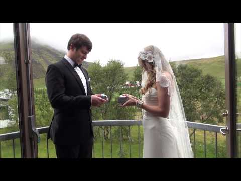 Land of Fire and Ice: Our Icelandic Wedding