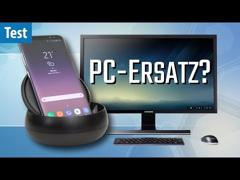 Ersetzt das S8 Euren PC? - Samsung DeX im Test