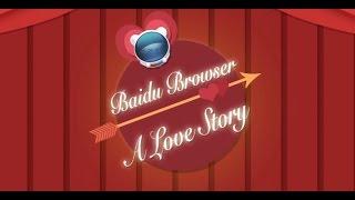 Baidu Browser – Cerita Cinta Amanda & Anton