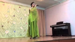 Сюзанна Антонян, 11 лет, воспитанница ДШИ Могочинского района