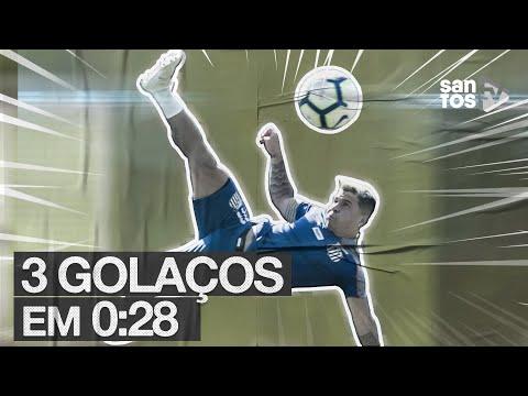 SOTELDO FAZ 3 GOLAÇOS EM 28 SEGUNDOS! (⏱)