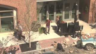Feature film shoots disaster scene at Cape Fear Community College