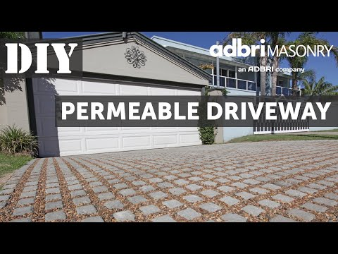 How To Build A Driveway - DIY Video With Turfgrid™
