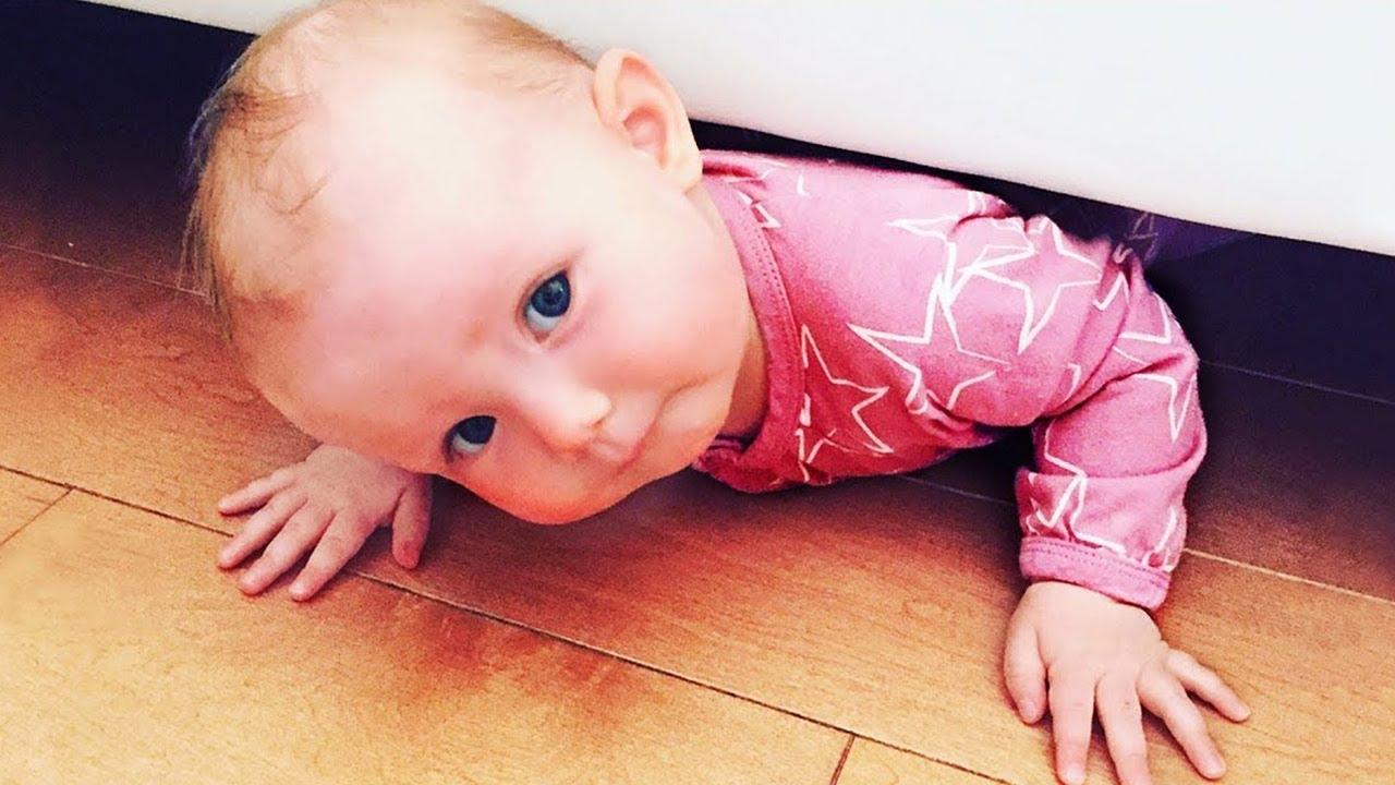 Bebês impertinente Problema Fun Criador falha e Moments