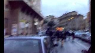 Critical mass 24 aprile @ Roma pure sotto la pioggia